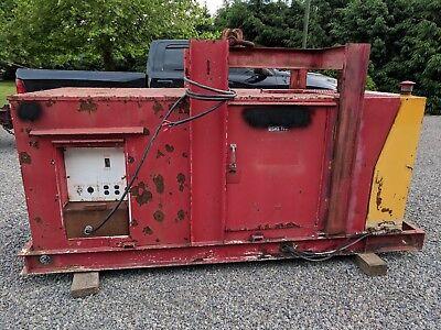 Generator Perkins Ld33605 Engine Cat Diesel 1-3 Phase 120460 Volt Portable
