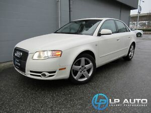 2006 Audi A4 2.0T Quattro! LOW KMS! MINT!