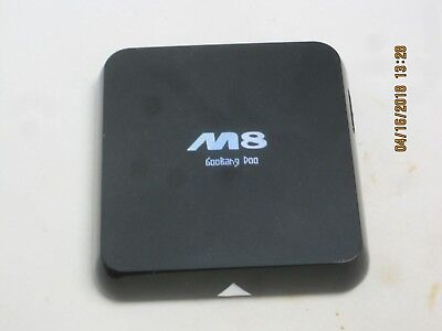 M8 Amlogic TV Box  Dual band WIFI Android 4.4 HD Smart TV Box(for parts/repair). for sale  Brooklyn