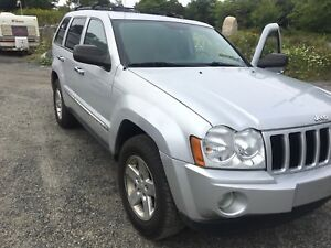2005 Jeep Grand Cherokee, Leather New MVI