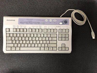Olympus Maj-1428 Usb Keyboard For Cv-180 Or Cv-165 Video Endoscopy Processor
