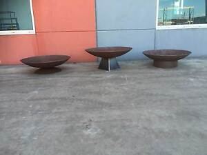 Fire Pit 6mm Steel