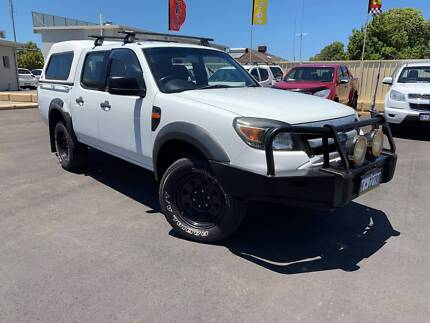 2009 Ford Ranger XL Ute Harvey Harvey Area Preview