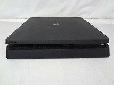 Sony PlayStation 4 PS4 Slim 1TB Black CUH-2115B - Console Only (Software 6.72)