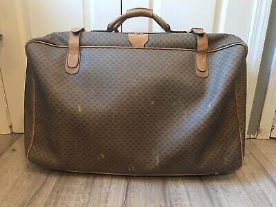 Vintage Gucci Suitcase - Micro GG Print