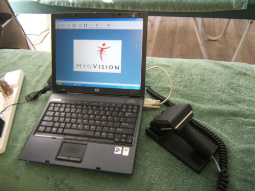 Myovision 8000 Tytron Thermography and Laptop w/Validated Software, Nervoscope