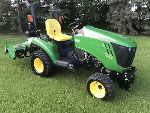 JOHN DEERE 1023E  REDUCED This week only!!