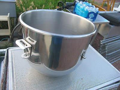 Hobart 20 Qt Quart Stainless Steel Mixer Bowl