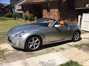 2003 Nissan 350Z Convertible Eastwood Ryde Area Preview