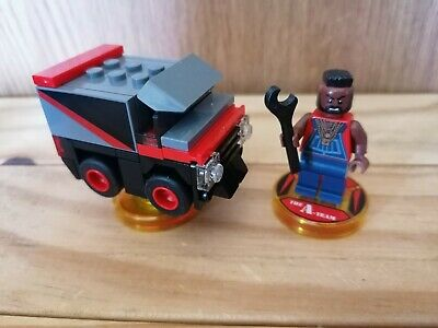 Lego Dimensions A Team BA Baracus Fun Pack  - MESSAGE FOR COMBINED DEALS