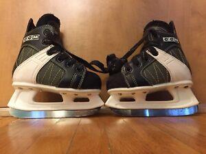 CCM skates for kids, size 8j