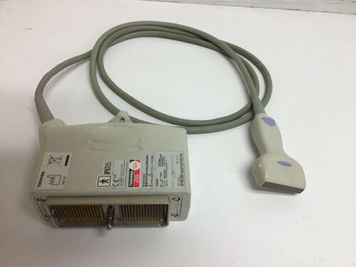 Toshiba PLT-1204AT 12MHz Linear Array Transducer Probe