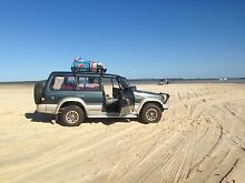 1991 Mitsubishi Pajero Wagon West Perth Perth City Preview