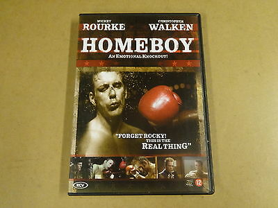 DVD / HOMEBOY ( MICKEY ROURKE, CHRISTOPHER WALKEN )