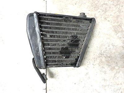 12 Polaris Victory Cross Country 106 oil cooler radiator