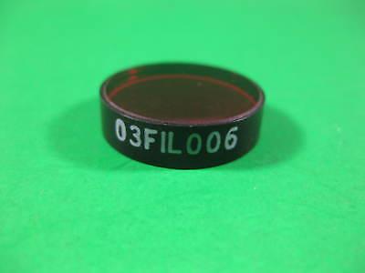 Melles Griot Filter - Red -- 03 Fil 006 -- Used