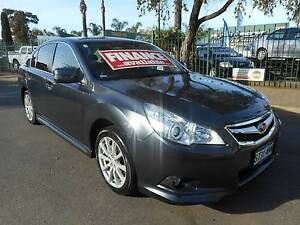 2011 SUBARU LIBERTY AWD, 6 SPEED MANUAL, 1 OWNER, ONLY 56,000KMS! Melrose Park Mitcham Area Preview