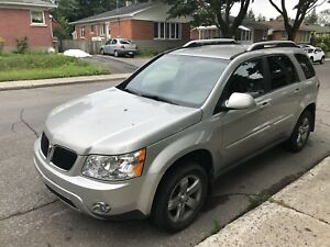 Pontiac torrent 2008 140000km