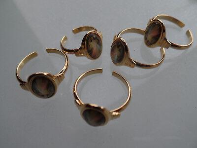 5 St.Adjustable Finger Golden Barmherziger Heiland Sr. Faustine Cheap