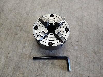 Vintage Craftsman 109 6 Lathe Independent 4 Jaw Chuck 3 111.21570 12 20 Tpi