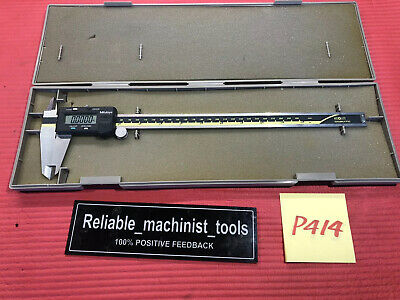 Excellent Mitutoyo Japan Made 12 In Absolute Digital Caliper P414
