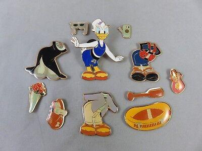 Disney Disneyland Pin - Dress Up Magnet Pin Set - Daisy Duck - Dress Up Daisy