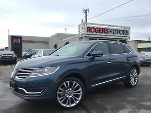 2016 Lincoln MKX 2.7 AWD - NAVI - PANO ROOF - REVERSE CAM