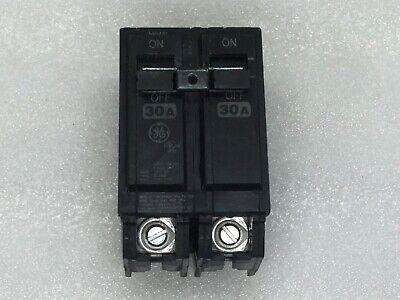 Ge Thql2130 Circuit Breaker 30 Amp 2 Pole 120240vac New Style