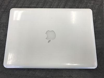"""Apple MacBook A1342 13"""" 250GB HDD, 8GB RAM , HIGH SIERRA MAC OSX 10.13"""