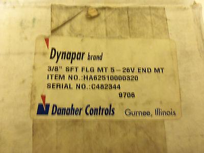 New Dynapar Motor Encoder Ha62510000320 38 Shaft 5-26v End Mount