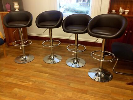 4 barstools, near new Sandy Bay Hobart City Preview