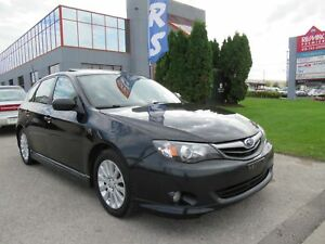 2010 Subaru Impreza 2.5 i Limited Package 5 Speed, Sunroof, AWD