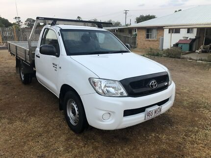 2009 hilux sr single cab Burleigh Heads Gold Coast South Preview