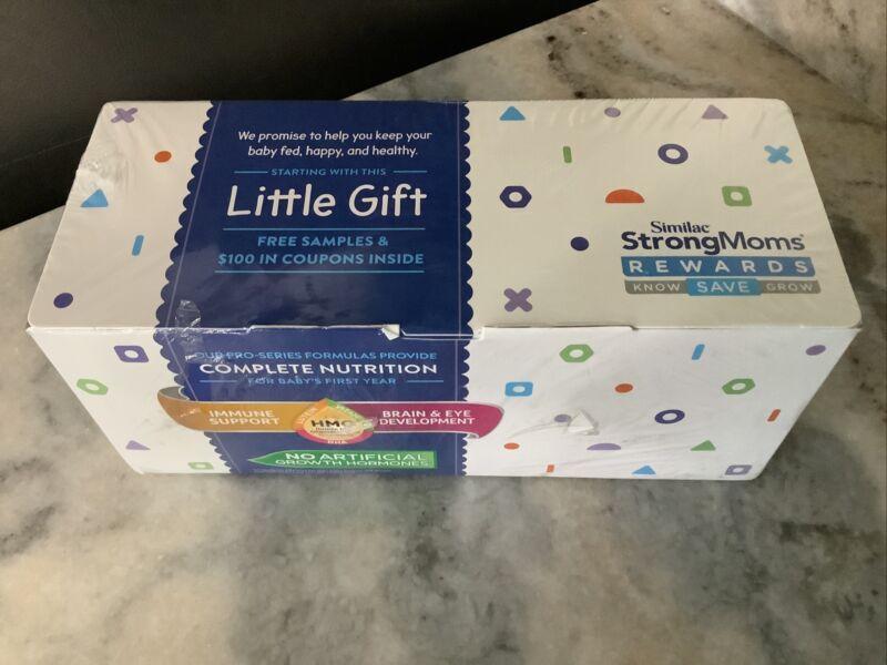 Similac Little Gift Sample Box $100 Value Coupons /Samples Exp.Nov.2022 Sealed