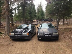 2 Bmw 318is need gone