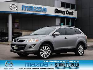 2010 Mazda CX-9 GT Leather Moonroof Heated Seats
