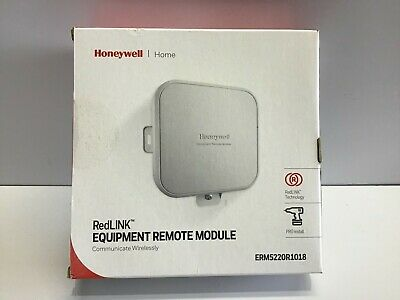 Honeywell Home Erm5220r1018 Redlink Equipment Remote Module Wireless