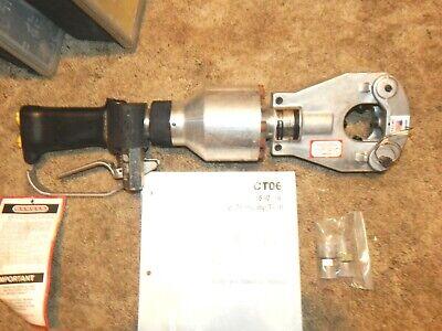 New Stanley Ct06 Hydraulic Crimper