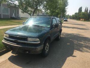 1998 Chevy blazer need gone
