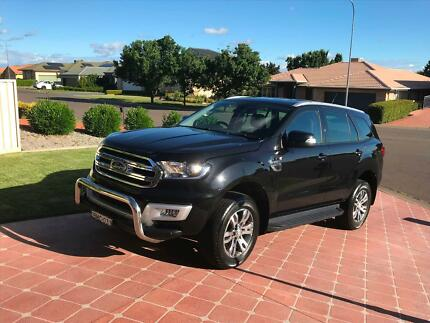 Ford Everest Trend in excellent condition