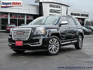 2017 GMC Terrain Denali AWD - ** ONE OWNER! ** Top of the line.
