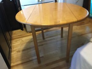 Assorted dining tables - 1 available