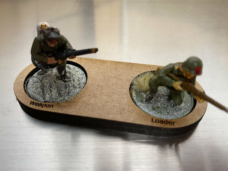 Bolt Action Weapon and Loader tray (Free shipping with $15+ order)