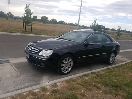 Mercedes clk 280 coupe elegance trade swap  South Morang Whittlesea Area Preview