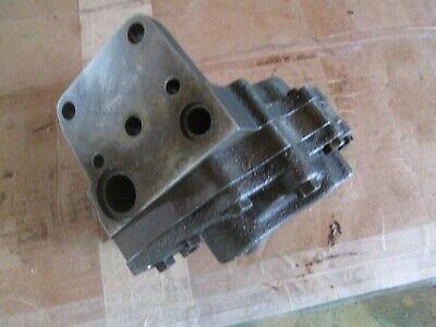 Oliver Tractor 66super66660 Hydraulic Pump Rebuilt