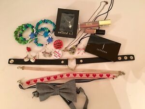 Girls jewelry and accessories