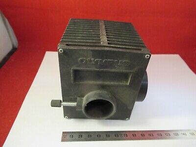 Olympus Japan Empty Lamp Housing Microscope Part As Pictured 10-a-70