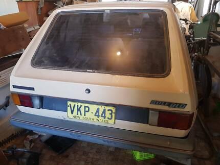 1981 Volkswagen Golf Hatchback Kaleen Belconnen Area Preview