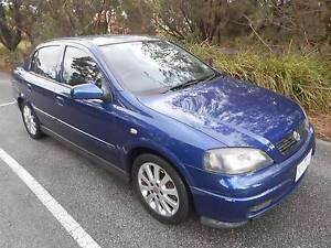 2004 Holden Astra Sedan AUTO LOW KS REG AND ROADWORTHY!! Moorabbin Kingston Area Preview