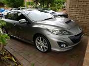 Mazda 3 mps luxury Rockdale Rockdale Area Preview